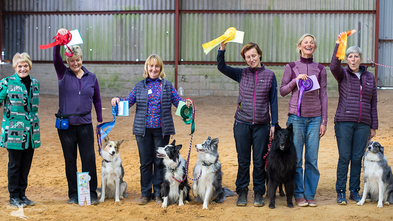 East Grinstead's annual Championship Obedience Show was held on 19th October at the South of England Showground in Ardingly.